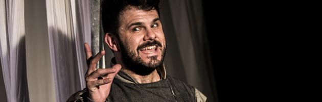 Un Hamlet: el teatro será la red